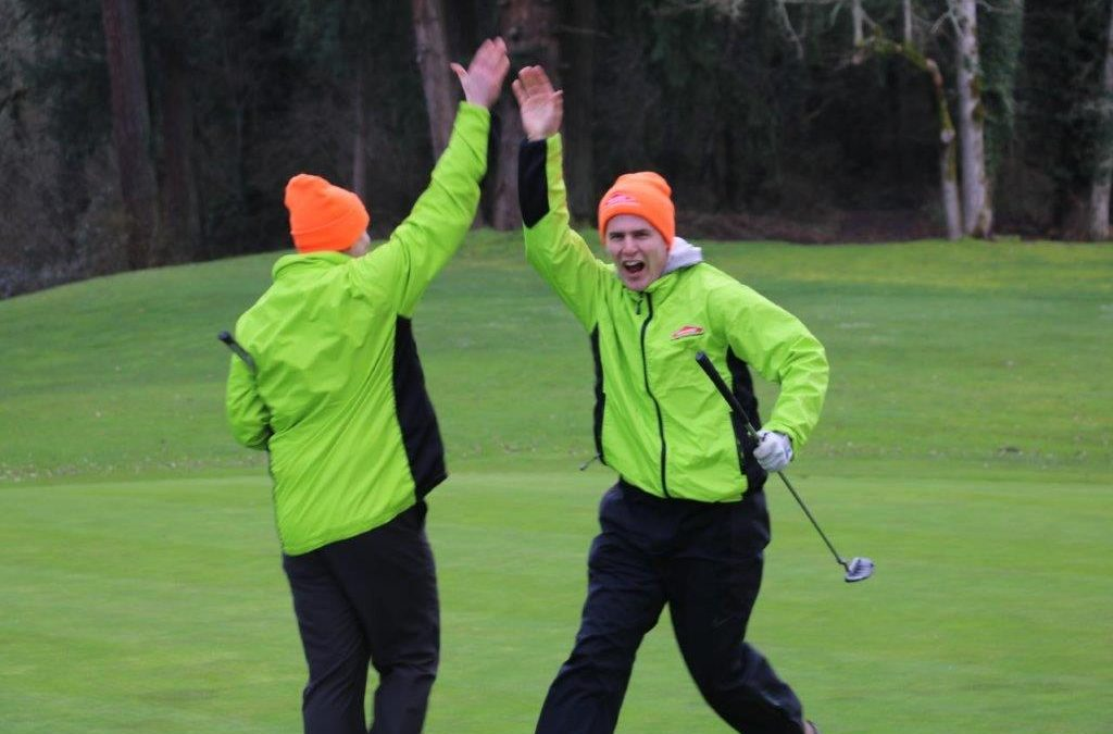 January 2018 – How a Wintertime Golf Event was Born…